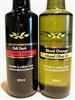 Perfect Pairing Special: Chili Infused Balsamic Vinegar & Blood Orange Olive Oil - 2 100ml bottles