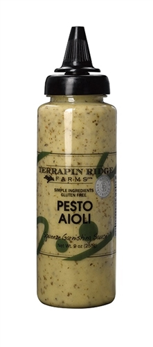PESTO AIOLI Squeeze Bottle