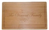 "Customizable 13"" Cutting Board - MADE IN THE USA"