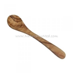 OLIVE WOOD SUGAR SPOON / JAM SPOON