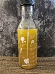 Classic Italian Salad Dressing Recipe's' Bottle with Oil & Vinegar