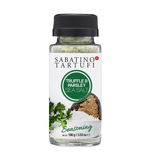 TRUFFLE & PARSLEY SEA SALT